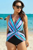 Rainbow Gulf Open Back One Piece Swimsuit